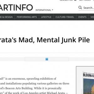 Michael Arata's Mad, Mental Junk Pile